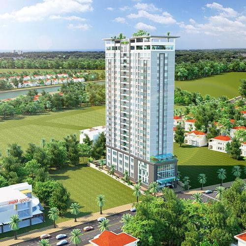 Báo giá Khu căn hộ Samland Riverside, quận Bình Thạnh - TP.Hồ Chí Minh