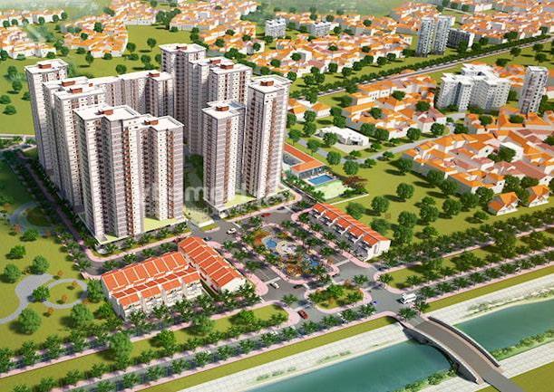 Báo giá Khu phức hợp Vision, quận Bình Tân - TP. Hồ Chí Minh